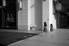 Tokyo (FabrizioBarbieri) Tags: street bw japan blackwhite giappone