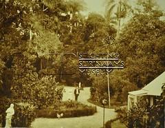 Tuin van het Gouverneurshuis