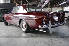 Rolls-Royce Silver Cloud III 'Chinese Eyes' (1964) - SGT585C (eandh777) Tags: red cloud silver eyes beige iii chinese continental rollsroyce restored rolls s3 royce bentley regal hamann ekberg sgt585c