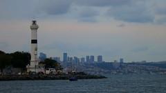 Lighthouse (Arthur Koek) Tags: lighthouse turkey istanbul fatih fener denizfeneri seaofmarmara ahirkapi