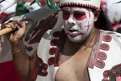 _MG_8288 (sir_mac_alot66) Tags: man mexico paint fotografie aztec dancer mexican fotografia facepaint folklorico fotografa   fotograph fotoraflk