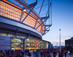 BC Place Stadium, Vancouver, BC, Canada (BC Place) Tags: world cup vancouver grey football bc stadium fifa soccer womens entertainment lions concerts venue fc cfl mls whitecaps