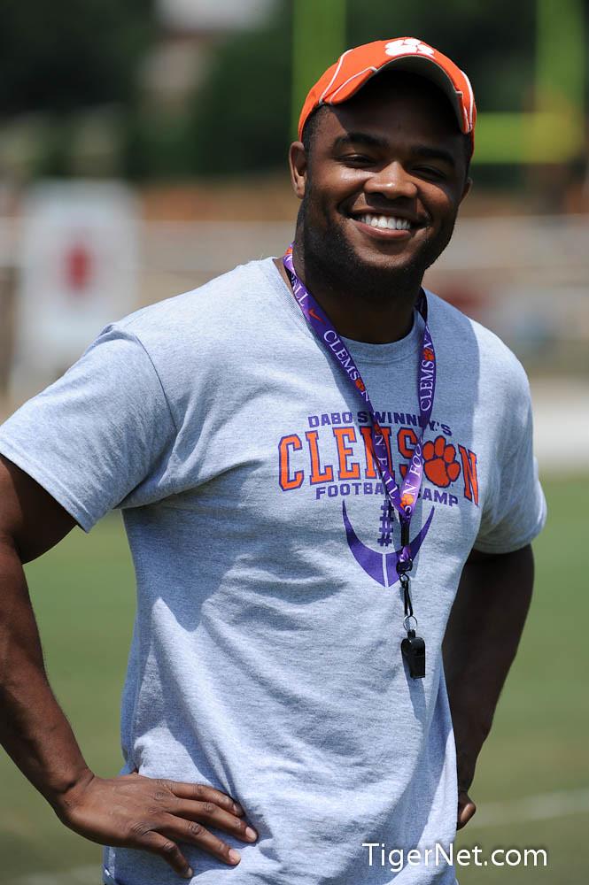 Clemson Photos: 2012, Football, Recruiting, Scotty  Cooper