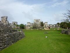 P1020381 (ferenc.puskas81) Tags: america mexico ruins riviera maya central july tulum castillo 2010 centrale messico luglio