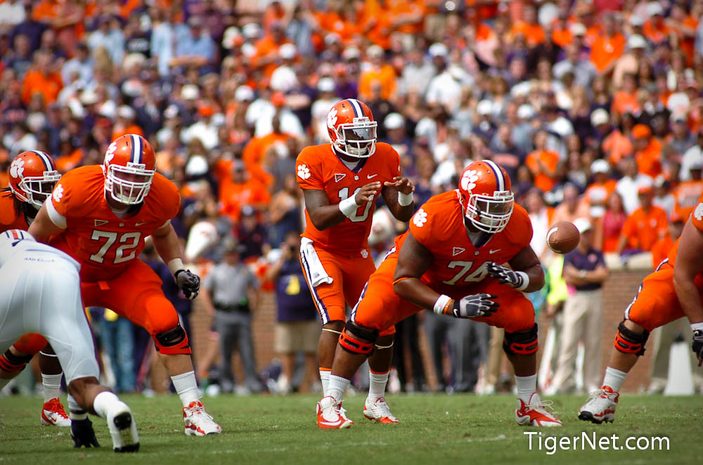 Clemson Photos: 2011, Antoine  McClain, Auburn, Football, Landon  Walker, Tajh  Boyd
