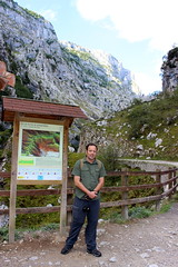 Day 2 - The Cares Gorge Walk (Beaky74) Tags: trip mountain walking spain cares hiking walk north hike gorge northern range poncebos picos espania sotres cain picosdeeuropa