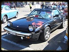 Fiat X 1/9 (v8dub) Tags: auto old classic car 1 italian automobile fiat 9 automotive x voiture oldtimer oldcar collector youngtimer wagen pkw klassik worldcars