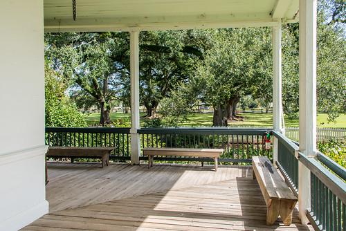 Big House porch