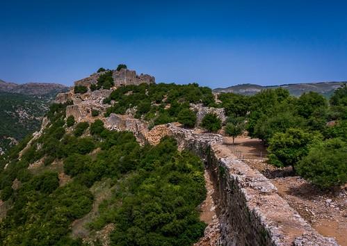 Nimrod Fortress Israel