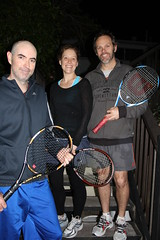 Wednesday night winners August 2014 - Craig Ellis, Shannyn and Malcolm Butcher IMG_9842