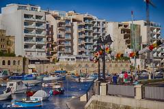 010141 - Malta (M.Peinado) Tags: copyright canon puerto mar barco barcos malta hdr 2014 marmediterráneo canoneos60d islademalta 01092014 septiembrede2014