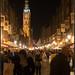 Gdansk la nuit