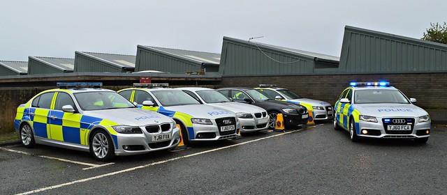 road car video team traffic yorkshire north group police crime rpg bmw roads saloon avant unit equipped audia4 rpu nyp policing 330d anpr intercept yj60fcn yj61fva yj60fdo yj60fca