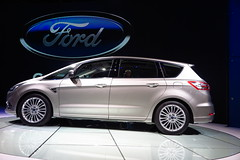 Ford S-Max (lateral trasera)