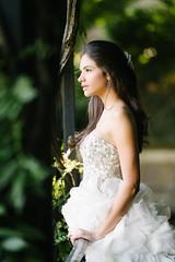 Enaura Bridal New York (Natalie Franke) Tags: park new york city nyc wedding portrait fashion veil blossom central winner gown bridal enaura