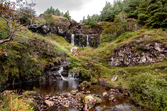 More Skye Waterfalls (RiserDog) Tags: skye scotland isleofskye innerhebrides waterfalls cuillins cuillin glenbrittle highlandsandislands
