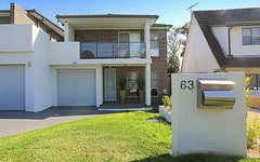 63 Sandakan Road, Revesby Heights NSW