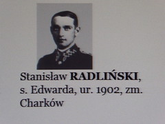 Stanisław Radliński's entry in the database of victims of the Katyń massacre (stillunusual) Tags: travel history museum germany war russia massacre military wwii 1940 poland polska ukraine roosevelt churchill ww2 murder warsaw kharkov genocide katyn warszawa stalin sovietunion worldwar2 ussr militaryhistory secondworldwar kharkiv warcrime 2014 travelphotography polishhistory travelphoto beria massmurder travelphotograph nkvd katyń ostashkov katynmassacre starobielsk kozielsk muzeumwojskapolskiego katyńmassacre historiapolski historyofpoland charków polishmilitary polisharmymuseum ostaszków
