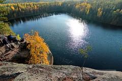 Repovesi_IMG_1870 (Holtsun napsut) Tags: nature national park repovesi finland landscape europe hiking trekking outdoors maisema kesä summer patikointi outdoor holtsu holtsun napsut finnis