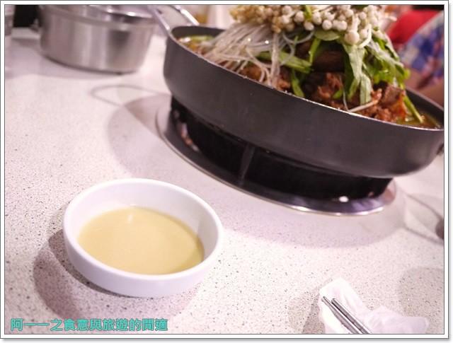 捷運行天宮站美食韓劇韓式料理東輝韓食館土豆豬骨湯銅板烤肉image035