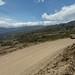 Estrada velha para Cochabamba