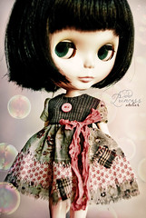 PETIT SECRET Vintage Blythe Dress