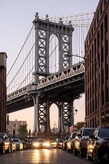 DUMBO (dottor_cemb) Tags: new york bridge newyork manhattan dumbo empirestatebuilding