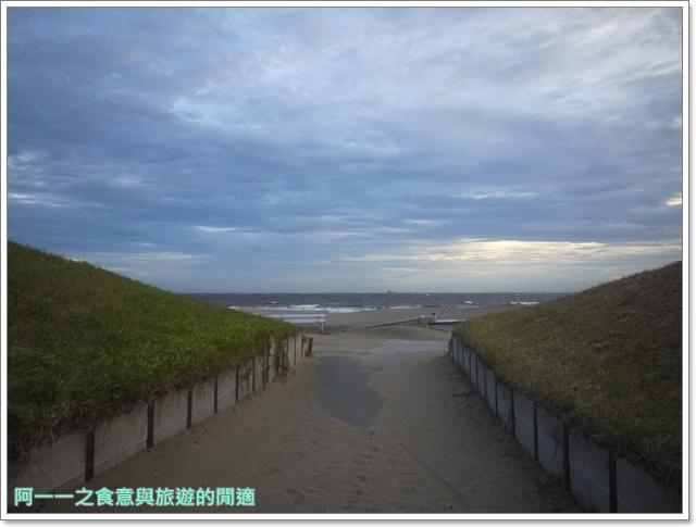 日本千葉景點東京自助旅遊幕張海濱公園富士山image020