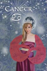 CANCER (Marta Monlen) Tags: nikon cancer fantasy zodiac cangrejo zodiaco fantasa horscopo nikond700