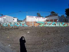 VERSUZ FISHE (UTap0ut) Tags: california art cali graffiti la los paint angeles socal cal graff lts fishe kog versuz utapout