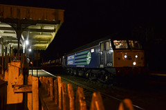 47828 - Oulton Broad North - 2J91 (richa20002) Tags: set ga diesel rail loco spoon class short mk2 locomotive greater services 47 direct anglia hauled