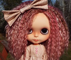 Serafina's new hairs and other stuff