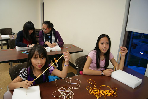 Chinese Knots Workshop
