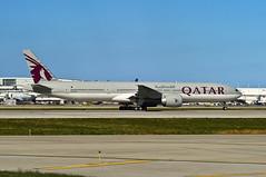 Qatar Airways Boeing 777-3DZ(ER) A7-BAL (MIDEXJET (Thank you for over 2 million views!)) Tags: qatarairways boeing7773dzer a7bal boeing boeing777 boeing777300 777 777300 7773dz chicago chicagoillinois chicagoohare ohare ord kord illinois unitedstatesofamerica boeingcommercialaircraft boeingcommercialairplanecompany chooseohare fly2ohare flyohare