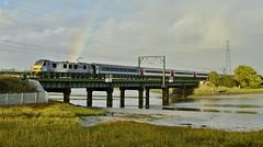 90015_1P42_Cattawade_181014_1 (DS 90008) Tags: train railway locomotive passenger aga rollingstock class90 ohle cattawade locohauled nxea