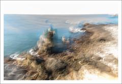 Iceland (Roberto Polillo (impressions)) Tags: sea blur color colour iceland impressionism roberto impression icm islanda blurredimages polillo intentionalcameramovement