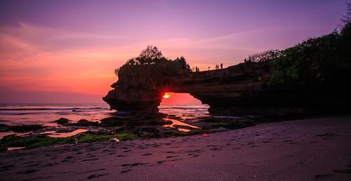 Batu Bolong, Bali - 26Oct2014.