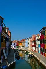 Burano, Venice (nicolassardella) Tags: travel venice vacation italy canon photography europe burano