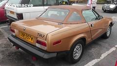 1980 Triumph TR7 (Rorymacve Part II) Tags: auto road bus heritage cars sports car truck automobile estate transport historic triumph motor saloon compact r