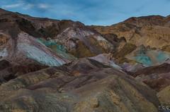 Artist's Palette, Death Valley N.P., CA (E_G_G_) Tags: california usa nationalpark desert deathvalley desierto westcoast estadosunidos artistspalette estados eeuu unidos valledelamuerte costaoeste