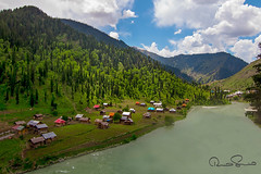 Neelam Valley Kashmir ,Pakistan (TARIQ HAMEED SULEMANI) Tags: travel pakistan summer tourism nature trekking canon photography north valley sensational kashmir neelam tariq northernpakistan supershot concordians sulemani tariqhameedsulemani