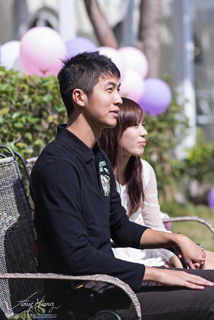 [求婚記錄] Sean & Pucca / Conte de Fée桐話