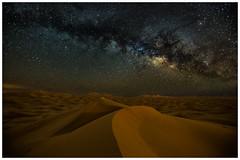 Saharan Starscape (keety uk) Tags: ©stuartbennett photokeetynet morroco desert marrakech berber
