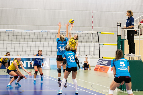 "3. Heimspiel vs. Volleyball-Team Hamburg • <a style=""font-size:0.8em;"" href=""http://www.flickr.com/photos/88608964@N07/32817477675/"" target=""_blank"">View on Flickr</a>"