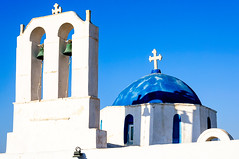 Naousa, Paros (Kevin R Thornton) Tags: d90 nikon church naousa city greece travel architecture mediterranean paros egeo gr