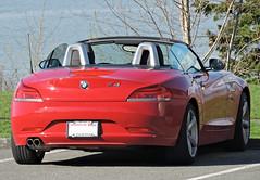 BMW Z4 (AJM CCUSA) (AJM STUDIOS) Tags: ajmcarcandidusa ajmcarcandidcollection carcandid carcandidcollection carcandidusa ajmccusa automobile car vehicle carphotos automobilesphotos automobilephotography ajmstudios northamericancars carsofnorthamerica carsoftheunitedstates 2017 bmwz4 roadster convertible redbmwz4 bmw z4 bmwz4picture bmwz4back rear back bmwz4pictures bmwz4photos bmwz4photo redbmwz4pictures sportscar