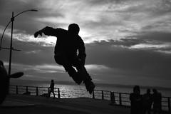 Air 2 (ignaciovidelahidalgo) Tags: chile tome air trick skate blackandwhite bw black white nikon nikond3300