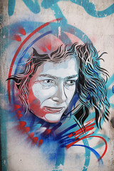 Florence Arthaud (HBA_JIJO) Tags: streetart urban graffiti vitry vitrysurseine pochoir c215 stencil art france artiste artist christianguémy hbajijo painting aerosol peinture portrait celebrity paris94 spray pochoiriste bombing sport athlete