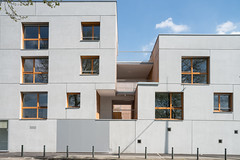 Carré Blanqui Domaxia (Logial-OPH1) Tags: architecture carrã©blanqui logial alfortville carré blanqui rue parmentier carréblanqui îledefrance france fr