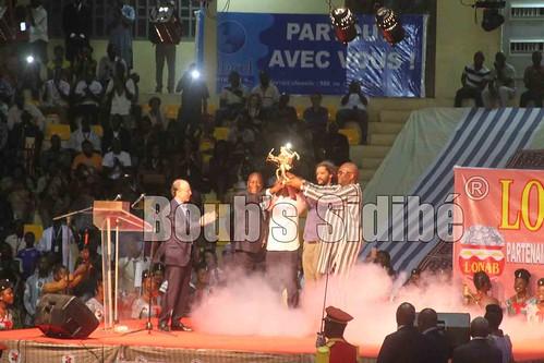 Fespaco 2017: Alain GOMIS du Sénégal remporte l'Etalon d'or de Yennenga